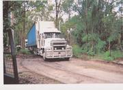 2003 Inter Eagle (9900) Prime Mover