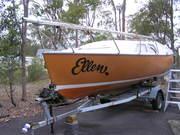 Embassy Trailer Sailer for sale (5.5metres) - Family safe trailer sailer