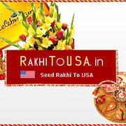 Rakhi thread that bring your USA living brother closer