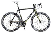 2012 Fuji Altamira CX 1.0 Cyclocross Bike 49 Carbon/Green