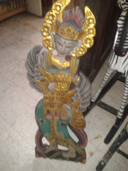 Antique Goddess Statue