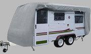 Heavy Duty Caravan Campervan Cover Zips 14 - 16 ft