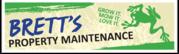 Lawn maintenance in Brisbane with Brett's property maintenance