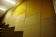Advanced Acoustic Wood Panels for Serenity Ambience