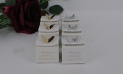Bomboniere Boxes with Heart or Butterfly 10 Pieces in just $3.95