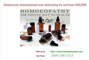Online homeopathy,  Online homeopathic treatment
