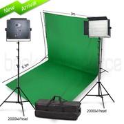 You Tube Photo/Video Led Light Kit