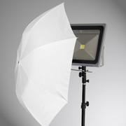 Two Head LED Flood Light with Umbrella