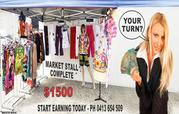 INSTANT BUSINESS - MAKE MONEY NOW - CASH IN ON FASHION