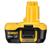 DEWALT DC9182 DC9180 18V 3000mAh  LITHIUM ION XRP BATTERIES