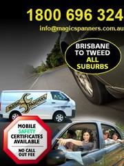 Find Mobile Mechanics in Brisbane - Magic Spanners