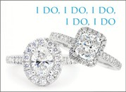 Exquisite Diamond Jewellery& Wedding Rings