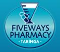 Fiveways Pharmacy Taringa
