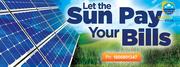 solar panels in Brisbane
