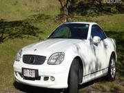 2001 Mercedes-benz 2001 Mercedes-Benz SLK320 Auto