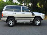 TOYOTA LAND CRUISER 2001 Toyota Landcruiser GXL Auto 4x4
