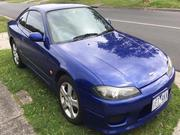 2001 Nissan 2001 Nissan 200SX Spec S S15 Manual