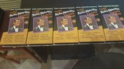 VHS_BEST OF DEAN MARTIN VARIETY SHOW 1-4 VOLUME + SPECIAL EDITION