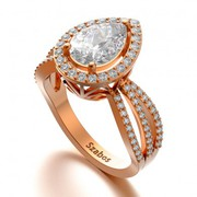 Create Your Own Custom Diamond Rings Online at Szabos