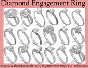 Gifting a Stylish Diamond Engagement Ring