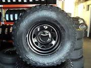 Black Sunraysia Rims at an Affordable Price