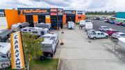 New & used caravans,  caravan sales,  repairs in Caboolture