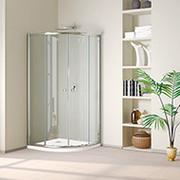 Walk in,  Corner,  Quadrant Shower Enclosures,  Shower Doors