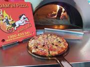 Roam'In Pizza - Wood Fired Pizza with Mobile Pizza Catering