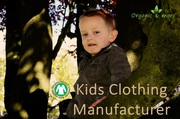 Kids Clothing Manufacturers | Supplier | Organicandmore