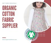 Organic Cotton Fabric Supplier | Knit Fabric Wholesale