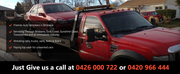 Brisbane Auto Wreckers - Car Removal Brisbane,  0426 000 722