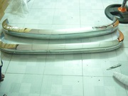 1973 FOR VOLKSWAGEN TYPE 3 STAINLESS STEEL BUMPER