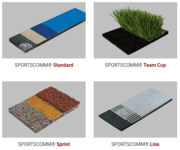 High Quality Rubber Flooring In Australia - SportsComm