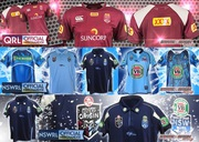 Queensland State of origin jersey & merchandise