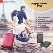 Smart Luggage Tracker AT15 – Never lose your baggage again