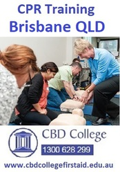 CBD College Brisbane : CPR Certification and Renewal