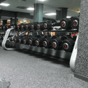 Rubber Gym Flooring and Gym Floor Mats Australia - Design & Install