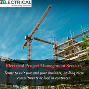 Quality Electrical Project Management services in Australia