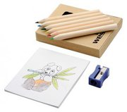 Promote your Brand with 8 Piece Coloring Set | Vivid Promotions Austra