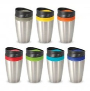 Promotional Octane Reusable Coffee Cup | Vivid Promotions Australia