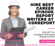 Hire CDR Report Writers in India by CDRReport