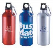 Shop For Personalised Adventurer Aluminium Water Bottle | Vivid Promot