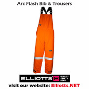 Arc Flash Clothing - Work Safety Gear