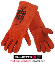 Welding Gloves - Premium Quality