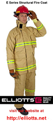 Firefighter Protective Clothing - Firefighting Safety Gear