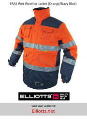 Wet Weather Clothing - Work Safety Gear
