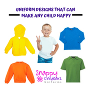 School Uniforms,  Cool Staff Uniforms & Handmade Items for Fundraising