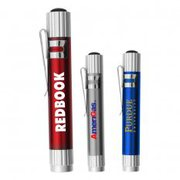 Shop For Personalized Aluminium Pocket Clip Flashlight