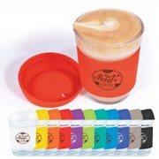 Custom Printed Personalised Vienna Glass Coffee Cup   Vivid Promotions