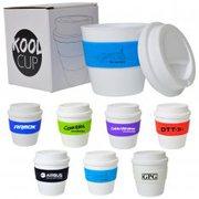 Custom Printed Personalised 8oz Plastic Kool Cup At Vivid Promotions